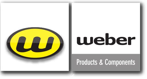Weber Anhängerkupplung EH für HEBIE Ständer 661 40mm für 2.Rad